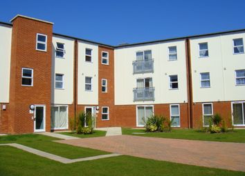 Thumbnail 2 bedroom flat to rent in Compair Crescent, Ipswich