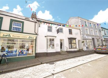 Thumbnail 1 bed terraced house for sale in Molesworth Street, Wadebridge