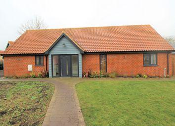 Thumbnail 3 bed detached bungalow for sale in Long Street, Melton Meadow, Great Ellingham, Attleborough
