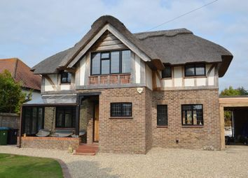 Ferringham Lane, Ferring, West Sussex BN12. 4 bed detached house for sale