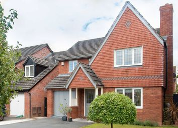 Thumbnail 4 bed detached house for sale in Arundel Close, Belmont, Hereford