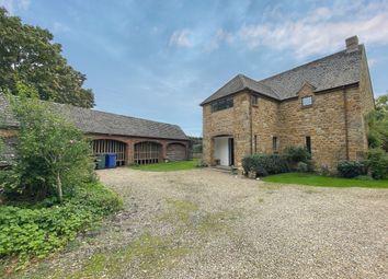 Manor Barn, Chapel Lane, Clifton, Oxon OX15. 4 bed detached house