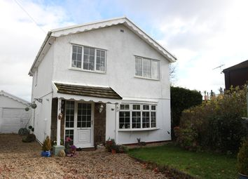Thumbnail 3 bed detached house for sale in Beechwood Drive, Heolgerrig, Merthyr Tydfil