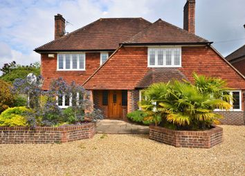 Thumbnail 5 bedroom detached house for sale in Lynch Road, Farnham