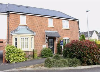 Thumbnail 3 bed terraced house for sale in Vaughan Crescent, Pontarddulais, Swansea