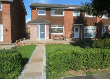 Thumbnail 3 bed end terrace house for sale in King Edward Close, Whitchurch, Bristol