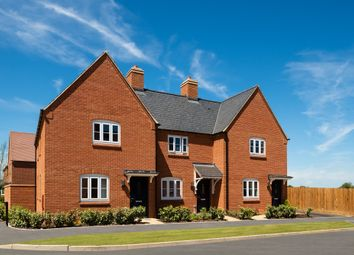 "Thumbnail 3 bed terraced house for sale in ""Archford"" at Juliet Drive, Brackley"
