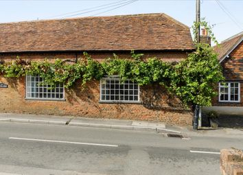 Thumbnail 4 bed detached house for sale in The Street, Puttenham, Guildford, Surrey