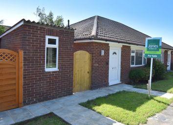 Thumbnail 2 bed bungalow to rent in Pemberton Close, Lancing