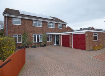 Thumbnail 5 bed detached house for sale in Copandale Road, Beverley