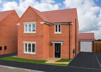 "Thumbnail 3 bed detached house for sale in ""The Conisholme"" at Cobblers Lane, Pontefract"