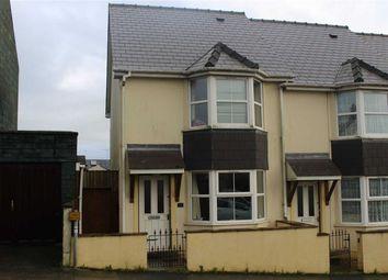 Thumbnail 2 bed end terrace house for sale in Treowen Road, Pembroke Dock