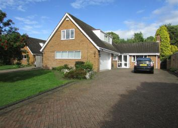 Thumbnail 4 bed detached house to rent in Oldway Drive, Solihull