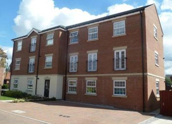 Thumbnail 2 bed flat for sale in Primula Grove, Kirkby In Ashfield