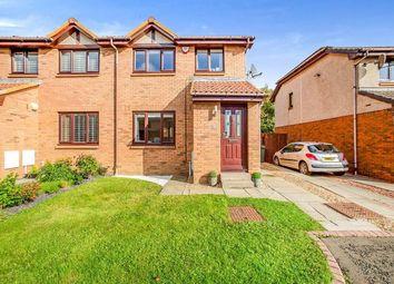 Thumbnail Semi-detached house for sale in Kirklands Park Grove, Kirkliston