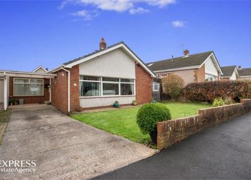 Thumbnail 2 bed detached bungalow for sale in Hilland Drive, Bishopston, Swansea, West Glamorgan
