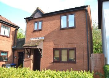 Thumbnail 2 bed link-detached house for sale in Mallard Close, West Hunsbury, Northampton