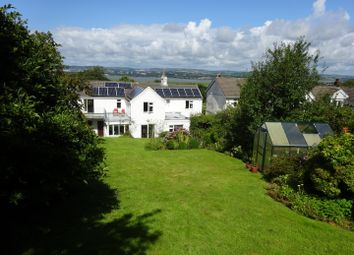 Thumbnail 4 bed detached house for sale in Glan Yr Afron, Cefn Stylle Road, Wern, Nr Three Crosses, Swansea