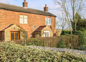 Thumbnail 1 bed end terrace house for sale in Kiln Hill, Ludford, Market Rasen, Lincolnshire