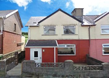 Thumbnail 2 bed property to rent in Thomas Street, Gilfach Goch, Porth