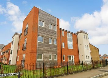 Thumbnail 2 bed flat for sale in Rutherford Way, Biggleswade