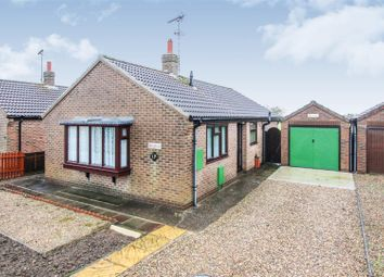 Thumbnail 2 bed detached bungalow for sale in West End Falls, Nafferton, Driffield