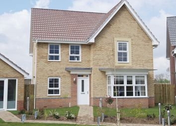 "Thumbnail 4 bed detached house for sale in ""Cambridge"" at Monkton Lane, Hebburn"