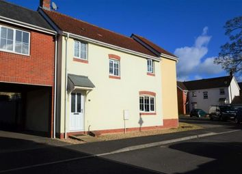 Thumbnail 3 bed semi-detached house for sale in Nichol Place, Cotford St. Luke, Taunton, Somerset