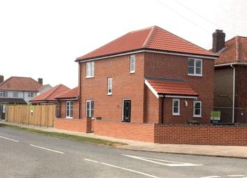 Thumbnail 3 bedroom detached house for sale in Cozens-Hardy Road, Sprowston, Norwich