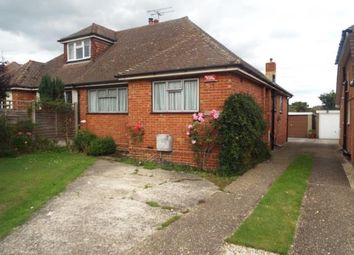 Thumbnail 2 bed bungalow for sale in Sharfleet Drive, Rochester, Kent