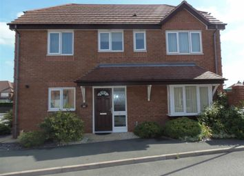 Thumbnail 4 bedroom detached house for sale in Ripley Grove, Off Burton Road, Dudley