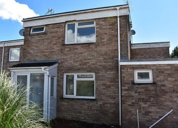 Thumbnail 3 bed end terrace house for sale in Glanffornwg, Wildmill, Bridgend.