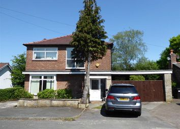Thumbnail 3 bed detached house for sale in Priest Avenue, Gatley, Gatley