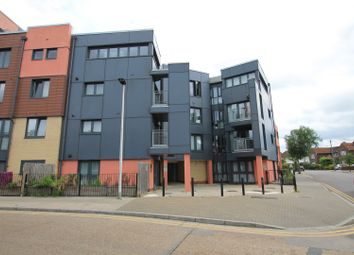 Thumbnail 1 bed flat for sale in 1-7 Bramley Crescent, Ilford