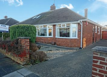 Thumbnail 2 bed bungalow for sale in Cradley Drive, Acklam, Middlesbrough