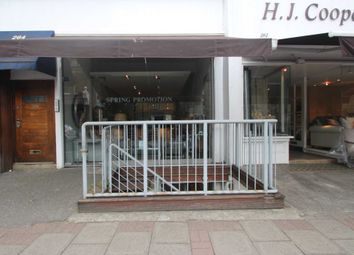 Thumbnail Retail premises to let in Upper Richmond Road, West London