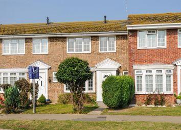 Thumbnail 3 bedroom terraced house for sale in Wells Crescent, Bognor Regis