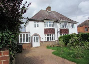 Thumbnail 4 bedroom semi-detached house for sale in Wymington Road, Rushden