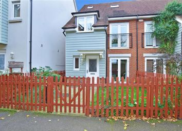 Thumbnail 4 bed terraced house for sale in The Moors, Redhill, Surrey