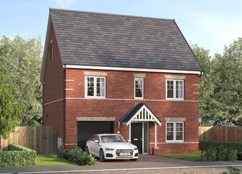 "Thumbnail 4 bed detached house for sale in ""The Prestbury"" at Leger Way, Intake, Doncaster"