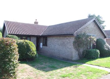 Thumbnail 3 bed detached bungalow for sale in The Brambles, Aldeburgh