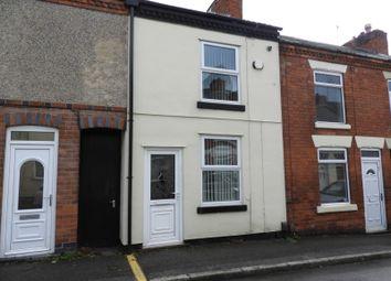 Thumbnail 2 bedroom terraced house for sale in Sherwood Street, Annesley Woodhouse, Kirkby-In-Ashfield, Nottingham