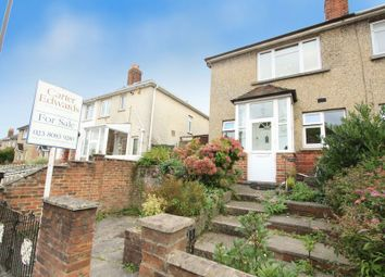 Thumbnail 3 bedroom semi-detached house for sale in Bluebell Road, Southampton