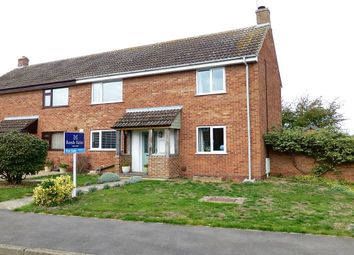 Thumbnail 3 bed semi-detached house to rent in Titheway, Middle Littleton, Evesham
