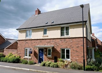Thumbnail 4 bedroom detached house for sale in Aspen Road, Rugby, Warwickshire
