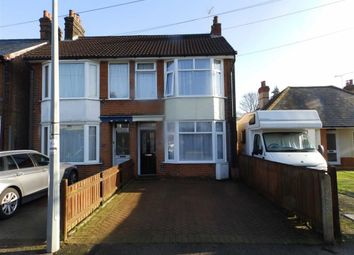 Thumbnail 3 bed semi-detached house for sale in Belvedere Road, Ipswich, Suffolk