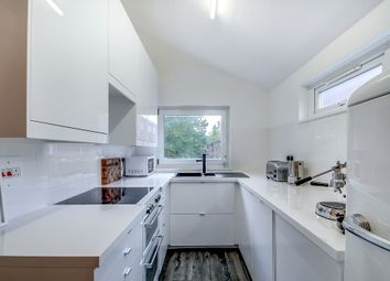 Thumbnail 1 bed flat for sale in Holland Walk, London