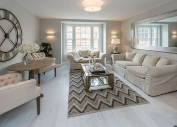 Thumbnail 2 bed flat for sale in Clarewood Court, Seymour Place, London