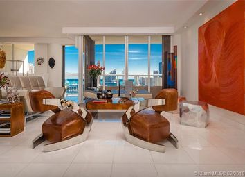 Thumbnail 3 bed apartment for sale in 4000 Island Blvd, Aventura, Florida, United States Of America
