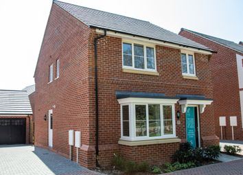 Thumbnail 4 bedroom detached house for sale in Beacon Road, Loughborough